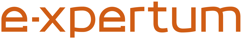e-xpertum logo color